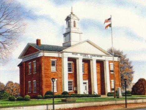 Welcome To Polk County NC